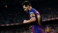 HERBELEEF alle actie in buitenland: Invaller Hazard geeft beslissende assist - Ronaldo en Juve kruipen door kleinste gaatje - Messi scoort 6.000ste competitiegoal voor Barça