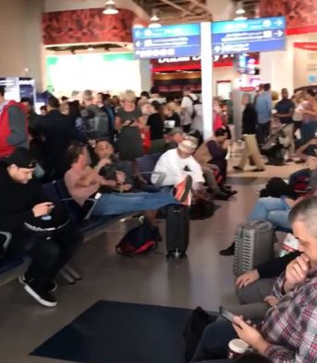 Kimberly uit Rhenen is woedend op Transavia: door  'pech' is ze al twee dagen gestrand in Dubai