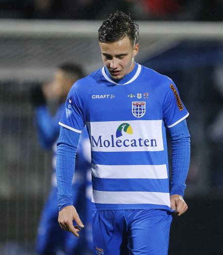 Beloften PEC Zwolle mogen zich na de winter opmaken voor de kampioenspoule