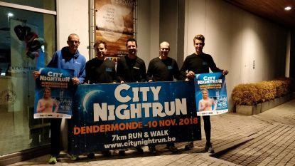 Dendermonde krijgt eerste editie van city night run