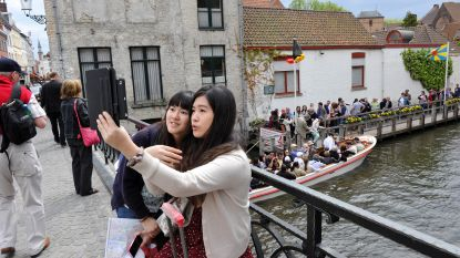 Vlamingen houden van toeristen behalve als ze in groep of van een cruiseschip komen