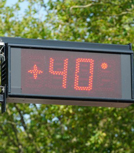Vague de chaleur en France: 45 départements placés en vigilance orange