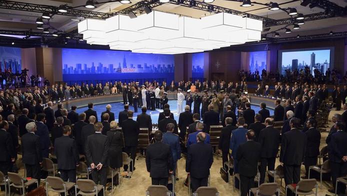 Sommet de l'Otan à Chicago