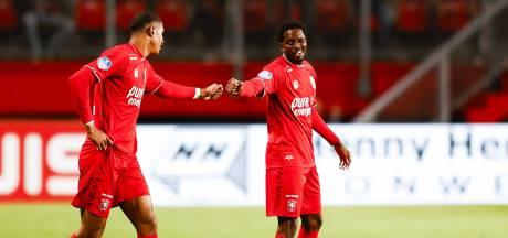 Het heerlijke begin voor Oosterwolde bij FC Twente: 'Nerveus? Nee'
