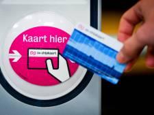 Nog zeker 5 miljoen euro op verlopen OV-chipkaarten