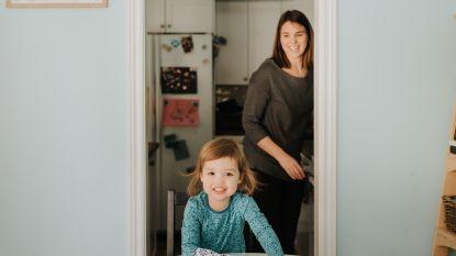 Peuters leren nieuwe woorden sneller van hun moeder