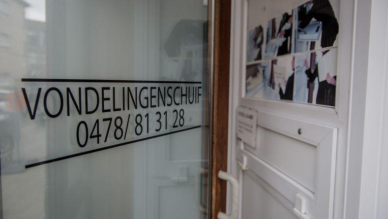 In Antwerpen is ook een babyluikje in gebruik, in de wijk Borgerhout, een initiatief van de organisatie Moeders voor Moeders. Beeld BELGA