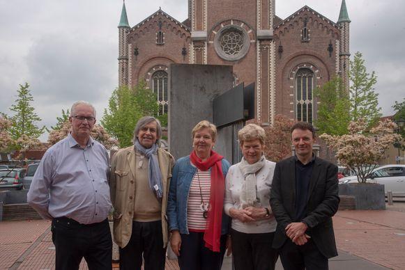 Okra organiseert een concert met Scala in de Gertrudiskerk ten voordele van het kankeronderzoek van professor Johan Swinnen (rechts)