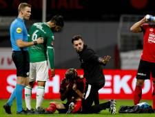Dzepar kreeg memorabele uitzege Helmond Sport aanvankelijk niet mee: 'Ik wist niet wat er gebeurde'