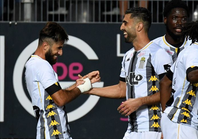 Ali Gholizadeh et Kaveh Rezaei, les deux buteurs du soir