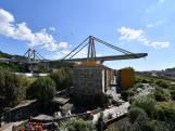 Krakende pyloon van brug Genua zorgt dat bewoners nog niet naar huis kunnen
