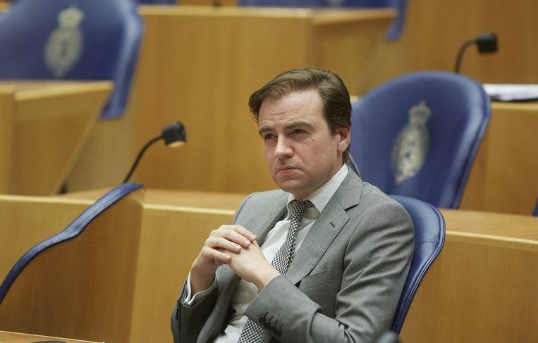VVD-Kamerlid Malik Azmani Beeld anp