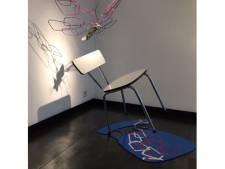La chaise devient une œuvre d'art à la galerie Liehrmann