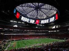 In dit futuristische stadion wordt wellicht het WK van 2026 gespeeld