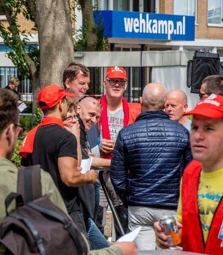 Medewerkers Wehkamp staken door, levertijden lopen iets op