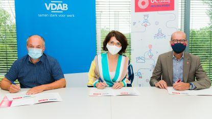Hogeschool UCLL versterkt samenwerking met VDAB: meer inzet op loopbaancompetenties en diversiteit