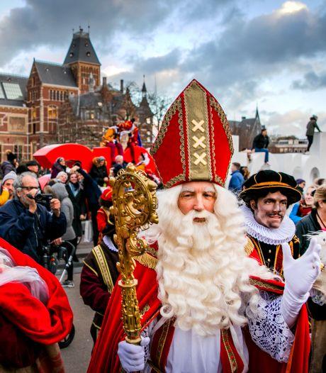 Sinterklaasintocht in Amsterdam afgelast, wel tv-verslag