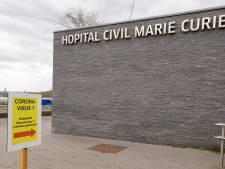 Le CHU de Charleroi ouvre un espace réservé aux patients Covid-19