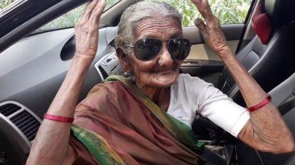 Indiase hoogbejaarde YouTube-ster (107) die beroemd werd door haar kookvideo's, is overleden
