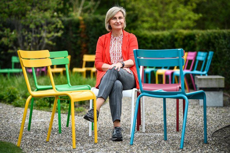 """Hilde Crevits (CD&V): """"Mijn vader had me gewaarschuwd voor Onderwijs, maar ik zou het zo opnieuw doen"""""""