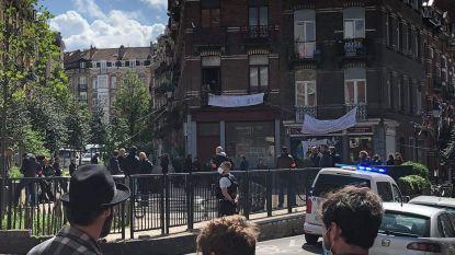 Politie pakt 21 mensen op bij twee manifestaties in Vorst en Sint-Gillis