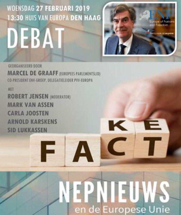 Organisatie: Marcel de Graaff. Beeld