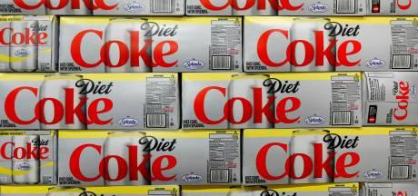 Coca-Cola laat suiker steeds meer los