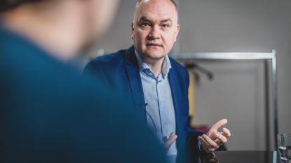 Björn Rzoska stelt zich kandidaat als voorzitter bij Groen