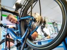 De fietsenmaker is veranderd: 'nu ben je fietstechneut'