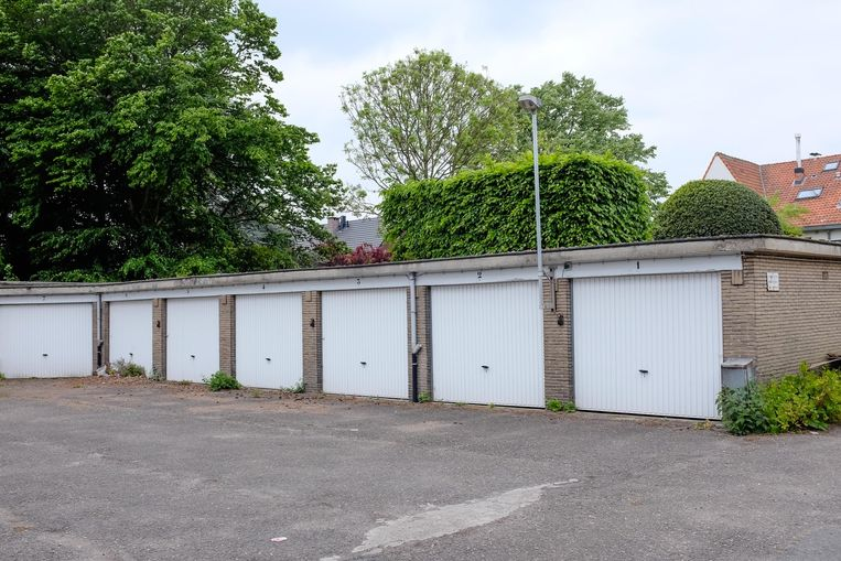 Ook deze garageboxen moeten plaatsruimen.