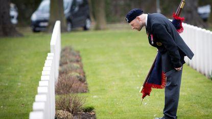 Lincolnshire Regiment herdenkt 'Market Garden' in Noord-Limburg