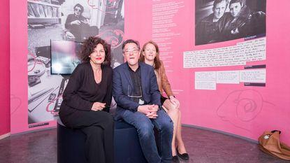 Hilde Van Mieghem presenteert leven en werk van Hugo Claus in Letterenhuis