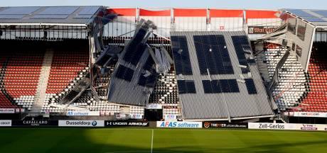 Na instorten dak stadion: 'Constructies grote gebouwen moeten vaker gecheckt worden'