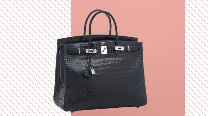 Waarom is de Birkin-tas van Hermès zo duur?