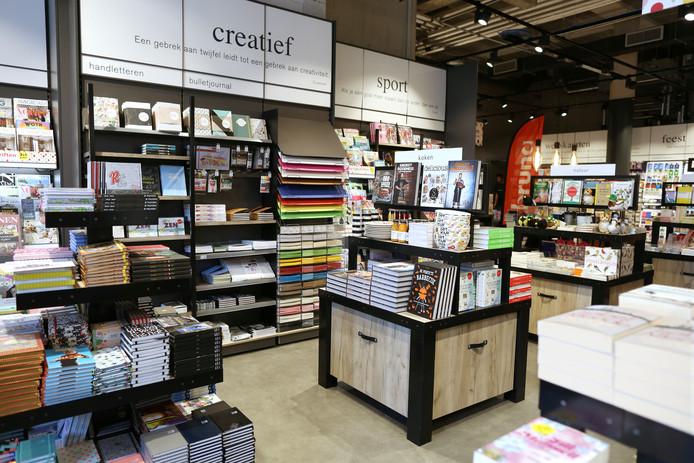 Bruna winkel in Leidsche Rijn.