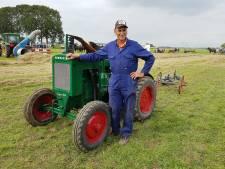 Oogstdag op Kampereiland: Meters maken met de verzetstractor van opa Pelleboer