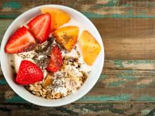 Ons ontbijt moet snel en gezond