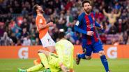 Barça en Real houden schietoefeningen (7-1 en 2-6) en dus blijft titelstrijd spannend