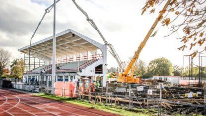Sportpark Olivier kost 13 miljoen euro
