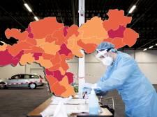 KAART | Flink meer besmettingen, nog nooit zó veel in Neder-Betuwe en Westervoort: kijk hoe het zit in jouw gemeente