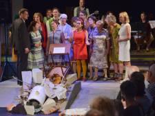 Na het winnen van de cultuurprijs Geldermalsen is WIND! gaan liggen