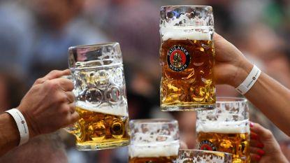 Nederlander (26) haalt uit met bierpul op Oktoberfest in München