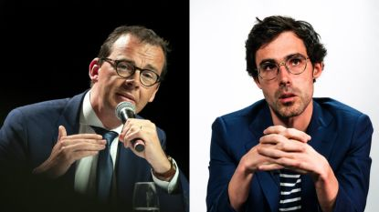 """Kristof Calvo (Groen) wil coalitie vormen met CD&V: """"Speel niet langer de kleine kartelpartner van N-VA"""""""