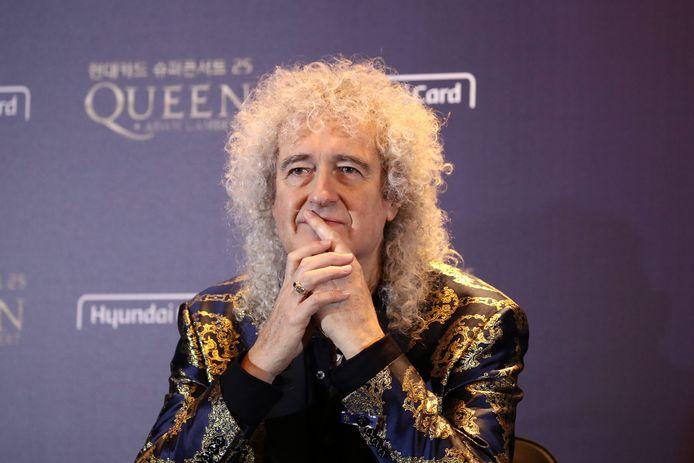 Queen-gitarist Brian May denkt dat de hartaanval waar hij in mei door werd getroffen, misschien is veroorzaakt door het coronavirus.