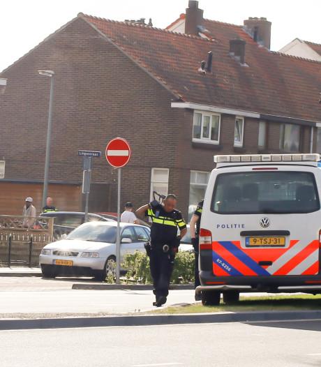 Politie valt huis aan Merwedestraat binnen om echtelijke twist