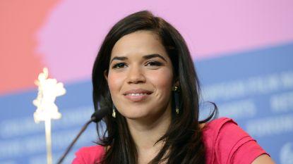 'The Sisterhood of the Traveling Pants'-actrices houden reünie om zwangerschap America Ferrera te vieren