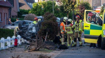 """Chauffeur achtervolgt man die hem aanreed met crash tot gevolg: """"Hij ging er als een bezetene van door"""""""