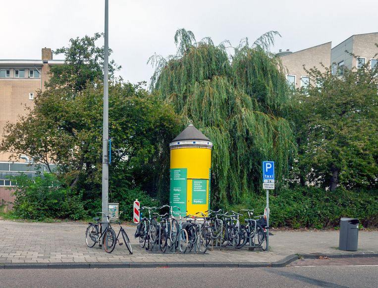 Linnaeuskade, 2019 Beeld Erik Klein Wolterink