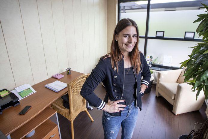 Ellen Roetgerink is een eigen praktijk begonnen op het gebied van eetstoornissen.
