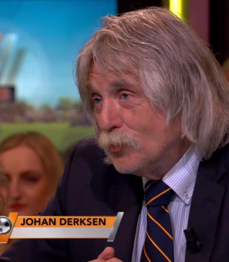 Derksen: Droevig dat dj Jean informeert naar mijn laatste wip